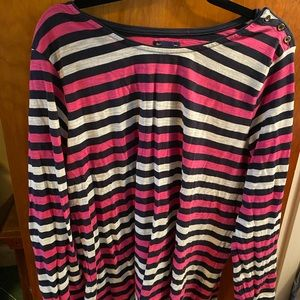 Lot of 2 Gap Striped Shirts